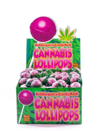 CANNABIS LOLLIPOPS BUBBLEGUM X CANDY KUSH