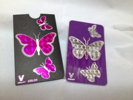 cr 17 credit card grinder paarse vlinder