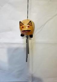 Varkentjes Hanger/ windvanger 7x15cm, dreamcatcher
