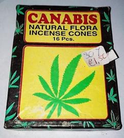 coni Cannabis 16stuks