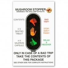 Mushroomstopper-Bad trip stopper