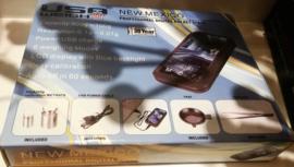 W06  NEW MEXICO USB WEIGH weegschaal 500-0.1gr