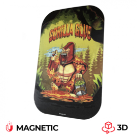 Beste Buds-roltrays 3D Gorilla Glue
