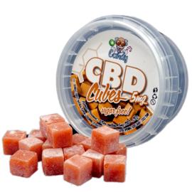 CBD Cubes Caramel 5 mg