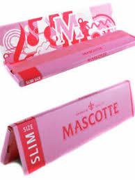 Mascotte Slim Size Pink Edition 34 Pcs