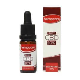 HempCare RAW 10 procent CBD – 10 ml