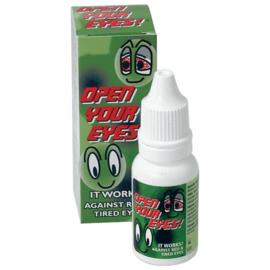 OPEN YOUR EYES 10ml oogdruppels