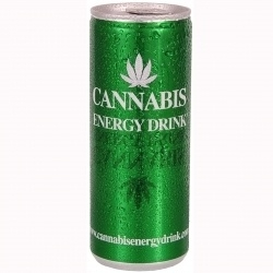 Cannabis Energy Drink natural