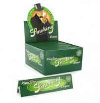 groene smoking vloei