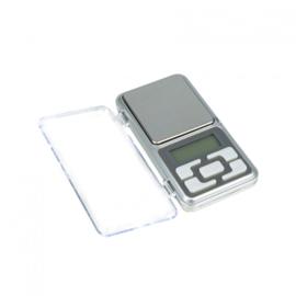 w 03 Digital Pocket Scale Silber 100gx0.01g