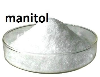 1kg Mannitol in  poedervorm.