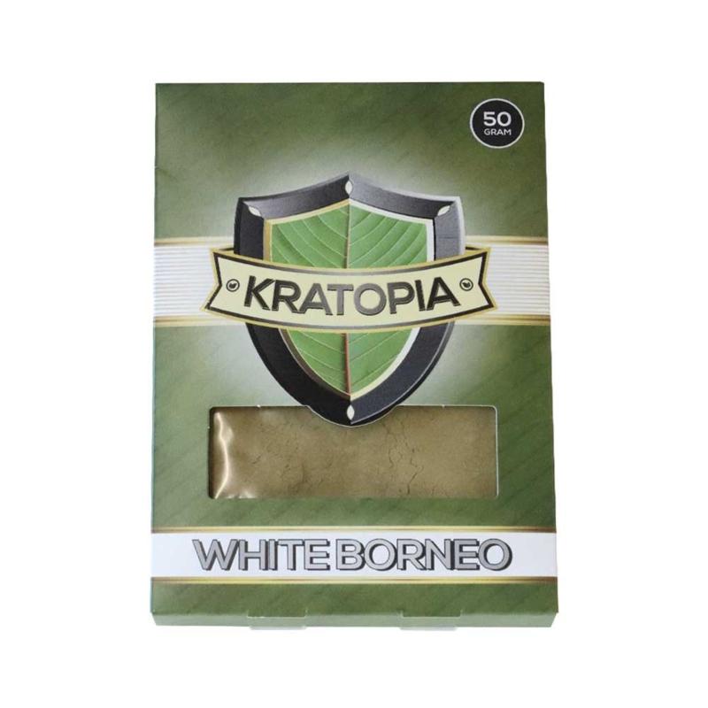 White Borneo Kratom 50gram