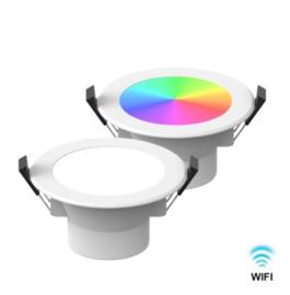 Livolo | Verlichting | LED inbouwspot | RGB | Wifi | Smart Home