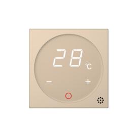 Livolo | Module | SR | Goud | Thermostaat schakelaar CV / Vloerverwarming