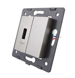 Livolo | Module | SR | USB aansluiting enkelvoudig | Grijs