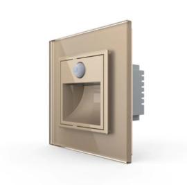 Livolo | Trapverlichting met beweging en nacht sensor | Grijs