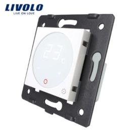 Livolo | Module | Wit | Thermostaat schakelaar CV / Vloerverwarming