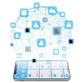 Livolo   Module   Enkelpolige schakelaar   Zigbee/wifi app