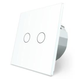 Livolo | Wit | Serieschakelaar