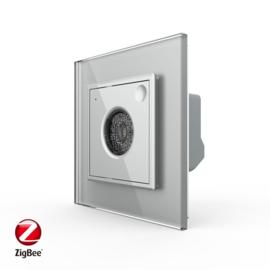 Livolo | SR | Grijs | Licht en Geluid sensor | Zigbee/wifi app