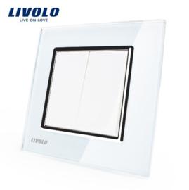 Livolo | Wit | Standaard | Serieschakelaar