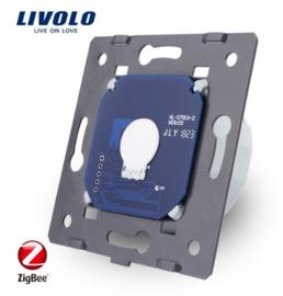 Livolo | Module | Enkelpolige schakelaar | Zigbee/wifi app