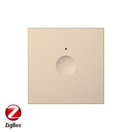 Livolo | Module | SR | Goud | Enkelpolige schakelaar | Zigbee/wifi app