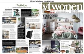Livolo | Wit | Enkelpolige schakelaar
