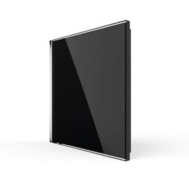 Livolo | Glasplaat | Blindplaat | Zwart