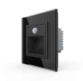 Livolo | Trapverlichting met beweging en nacht sensor | Zwart
