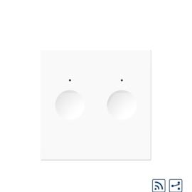 Livolo | Module | SR | Wit | Wisselschakelaar | Tweevoudig | Afstandbediening