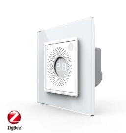 Livolo | SR | Wit | Temperatuur en Luchtvochtigheid sensor | Zigbee/wifi app