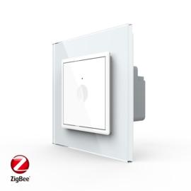 Livolo | SR | Wit | Enkelpolige schakelaar | Zigbee/wifi app