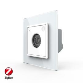 Livolo | SR | Wit | Licht en Geluid sensor | Zigbee/wifi app