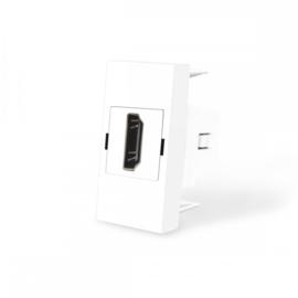 Livolo | SR | Enkel | HDMI | Wit