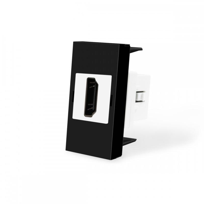 Livolo   SR   Enkel   HDMI   Zwart