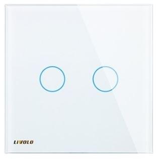 Badkamer schakelaar | Wit