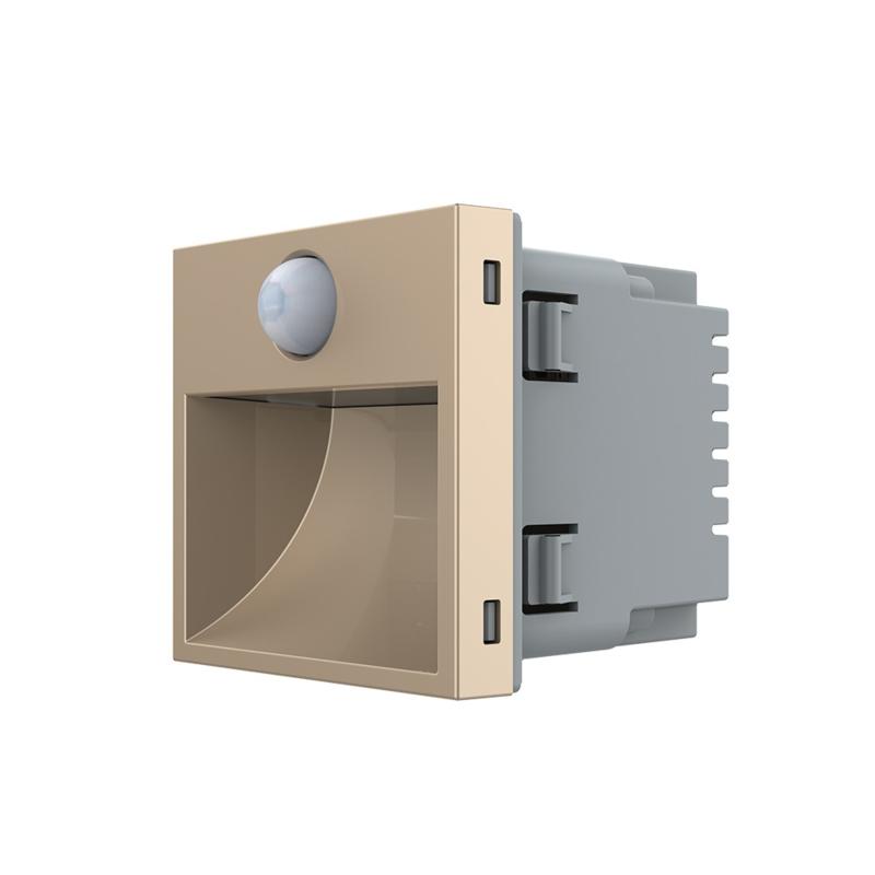 Livolo | Module | SR | Goud | Verlichting met beweging en nacht sensor