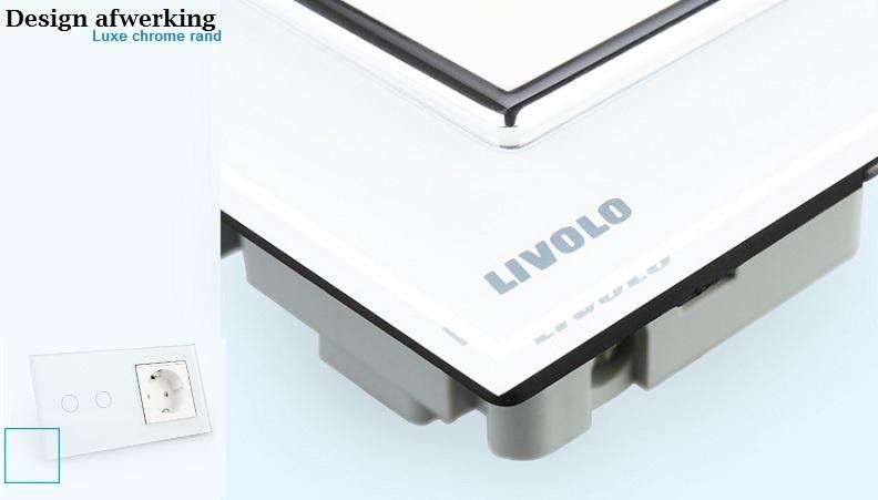 2 wit Design afwerking luxe chrome rand keukenschakelaar.jpg