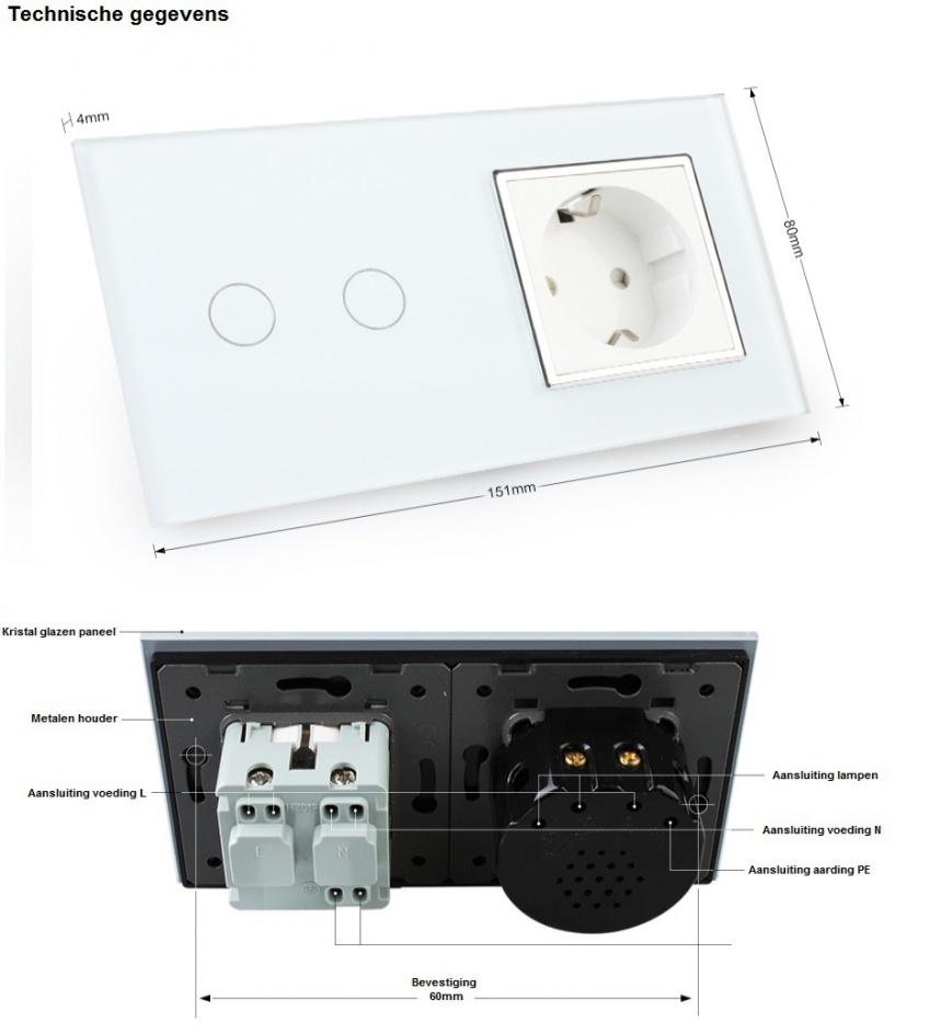 2 wit Livolo technische gegevens touchschakelaar en wandcontactdoos zwart 2.jpg