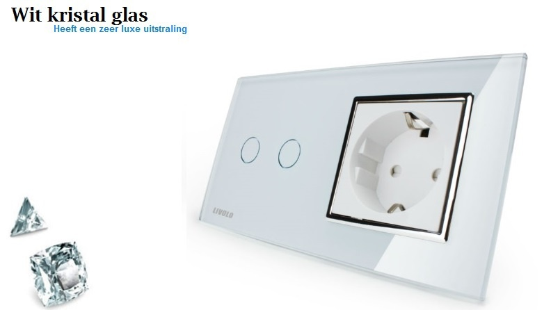 2 wit luxe uitstraling design schakelaar keuken Enkelpolig + WCD wit.jpg