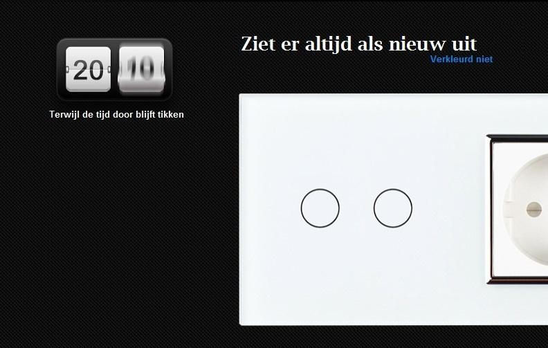 2 wit verkleurd niet livolo touch schakelaar en stopcontact.jpg