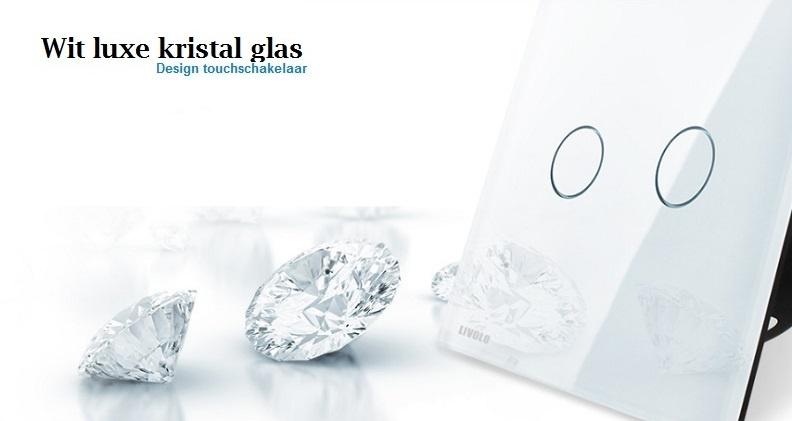 Design touchschakelaar enkelvoudig dubbel hard geslepen glas WIT.jpg