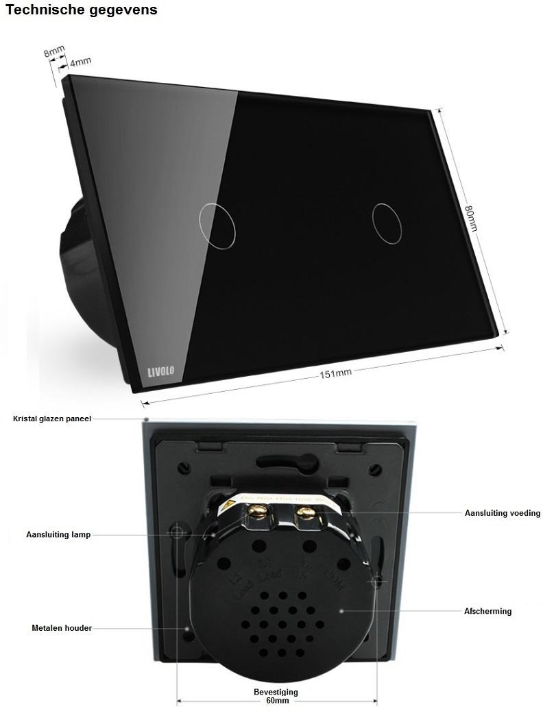 Livolo technische gegevens touchschakelaar 1+1 zwart.jpg