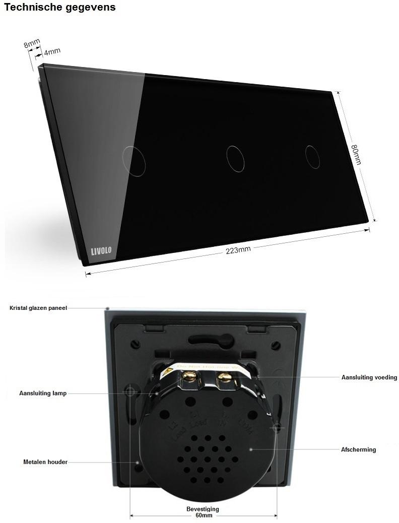 Livolo technische gegevens touchschakelaar 1+1+1 zwart.jpg