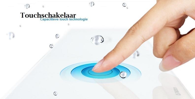 Livolo touchtechnologie design schakelaar wit dubbel.jpg
