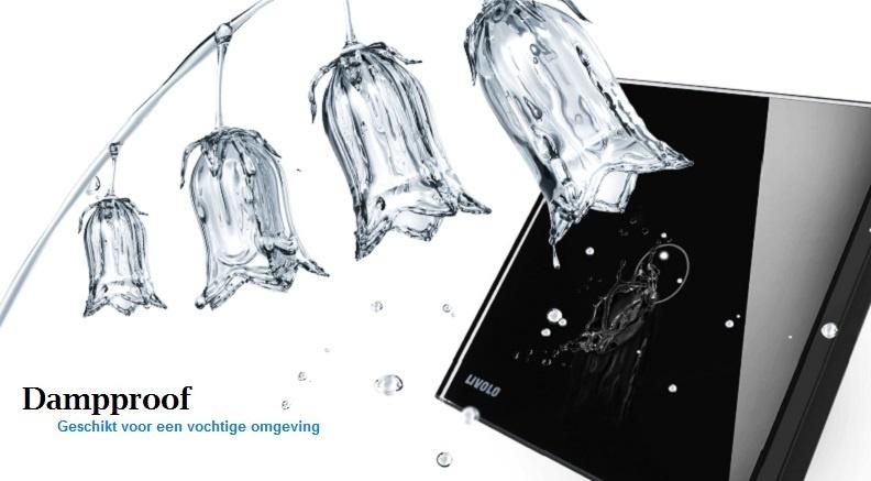Zwart luxe cristal glas touchschakelaar dampproof.jpg
