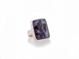 Crystal Square Purple