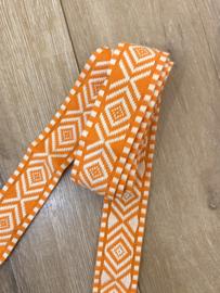 Boho belt - orange