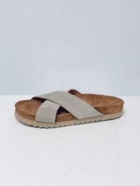 DWRS Label Sitges slipper - beige